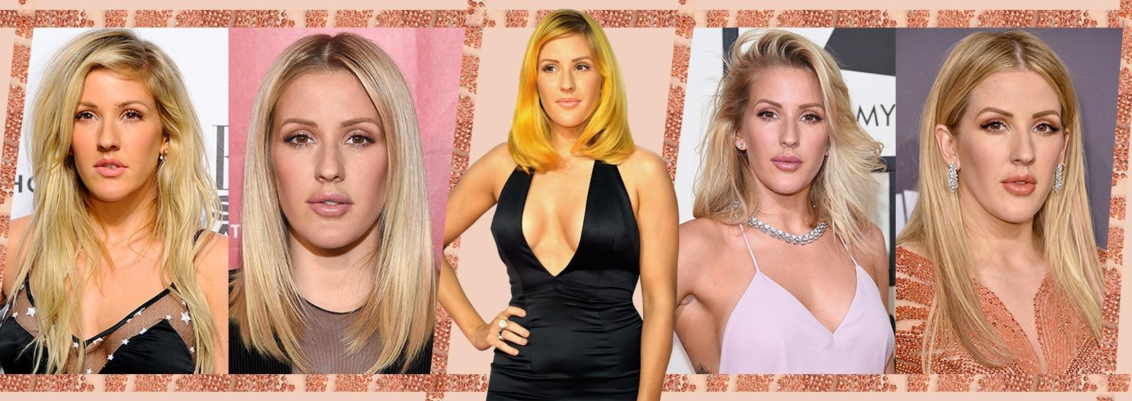 Ellie Goulding: tutti i suoi migliori tagli di capelli