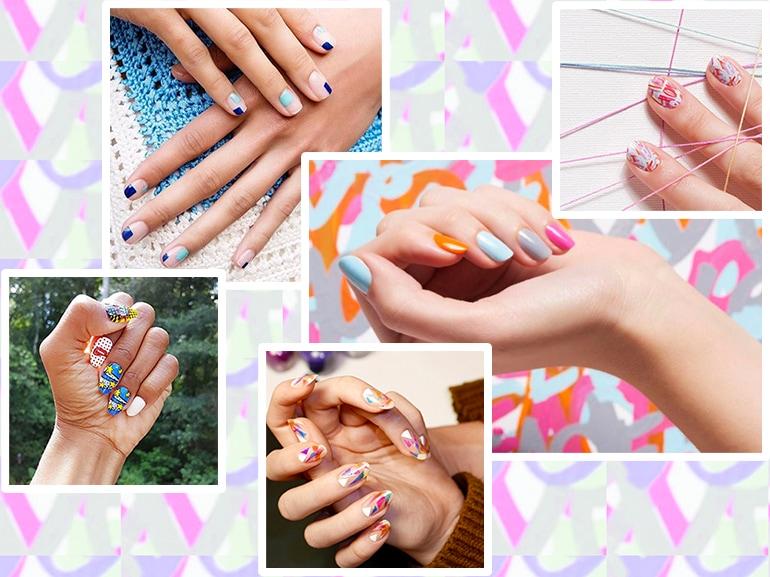 Unghie estive colorate: la tendenza pop per l'estate