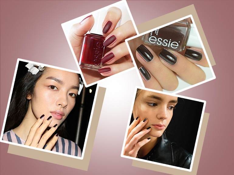 Nail contouring: il nuovo trend su come applicare lo smalto