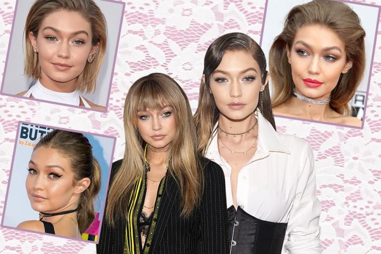 Gigi Hadid: i migliori beauty look della super model