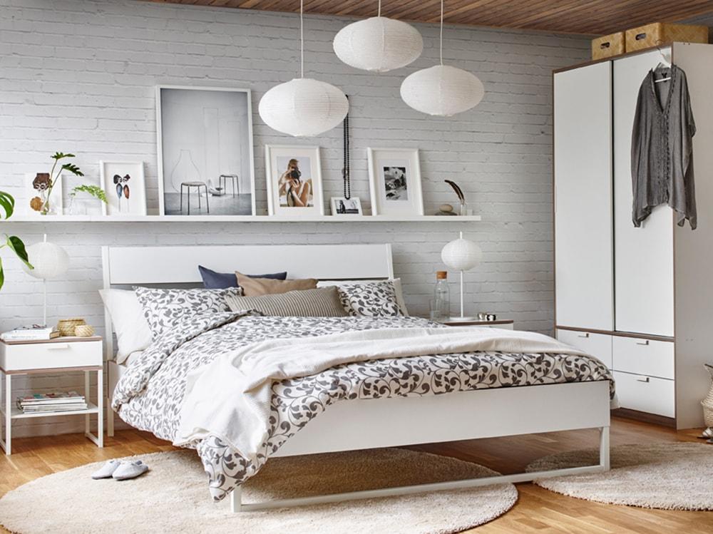Rete Materasso Matrimoniale Ikea.Ikea Letti I Modelli Piu Belli Grazia