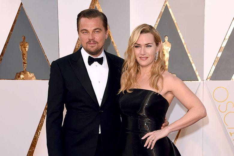 Kate Winslet: «Mi piacerebbe lavorare di nuovo con Leonardo Di Caprio»