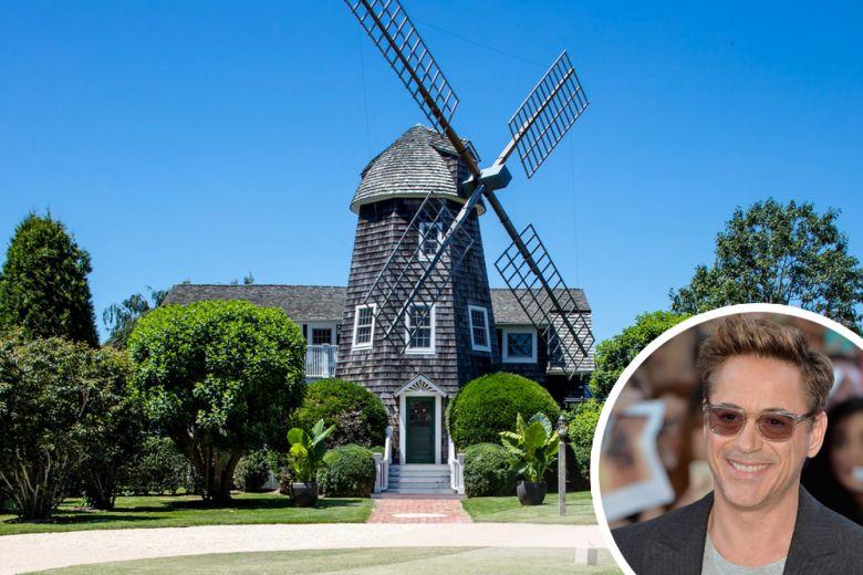 Il mulino a vento di Robert Downey Jr.