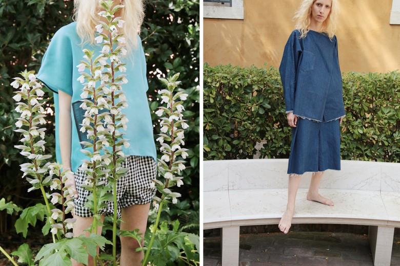 La collezione estiva di Alessandra Micolucci