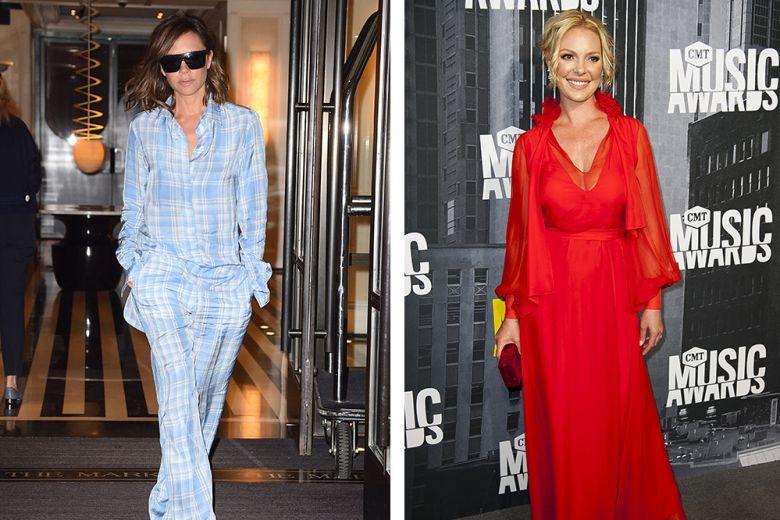 Victoria Beckham e le altre star Best Dressed della settimana