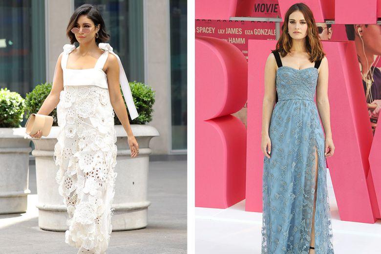 Le Best Dressed della settimana: da Vanessa Hudgens a Lily James