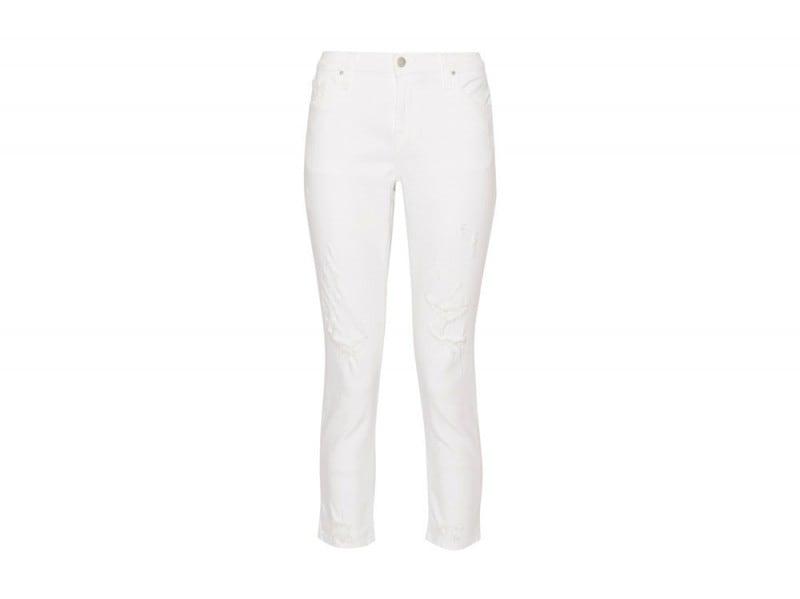 j-brand-jeans-bianco