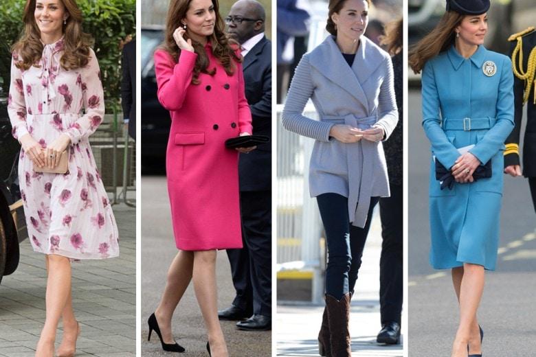 Kate Middleton: guida allo stile della Duchessa di Cambridge