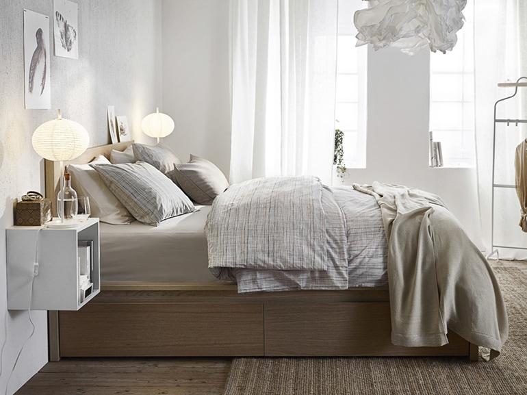 Strutture Letto Economiche.I 10 Mobili Ikea Piu Venduti Di Sempre Grazia