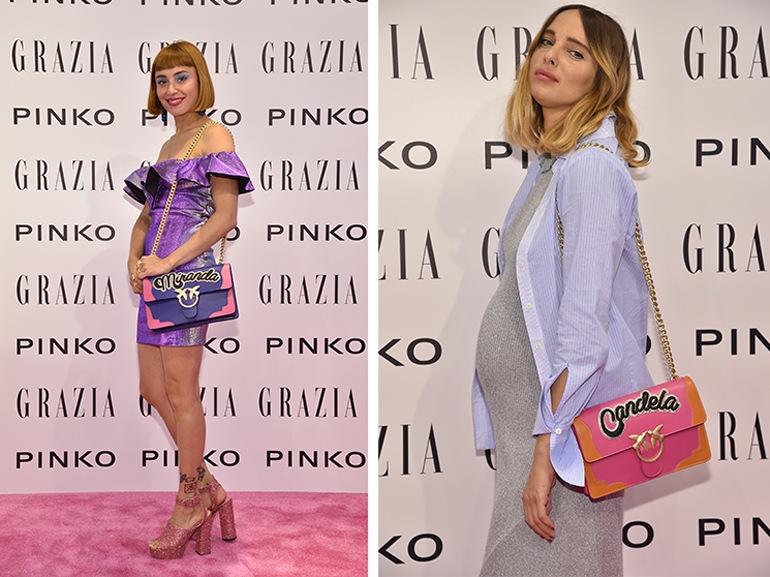 Pinko: un evento con Grazia per personalizzare la LOVE Bag