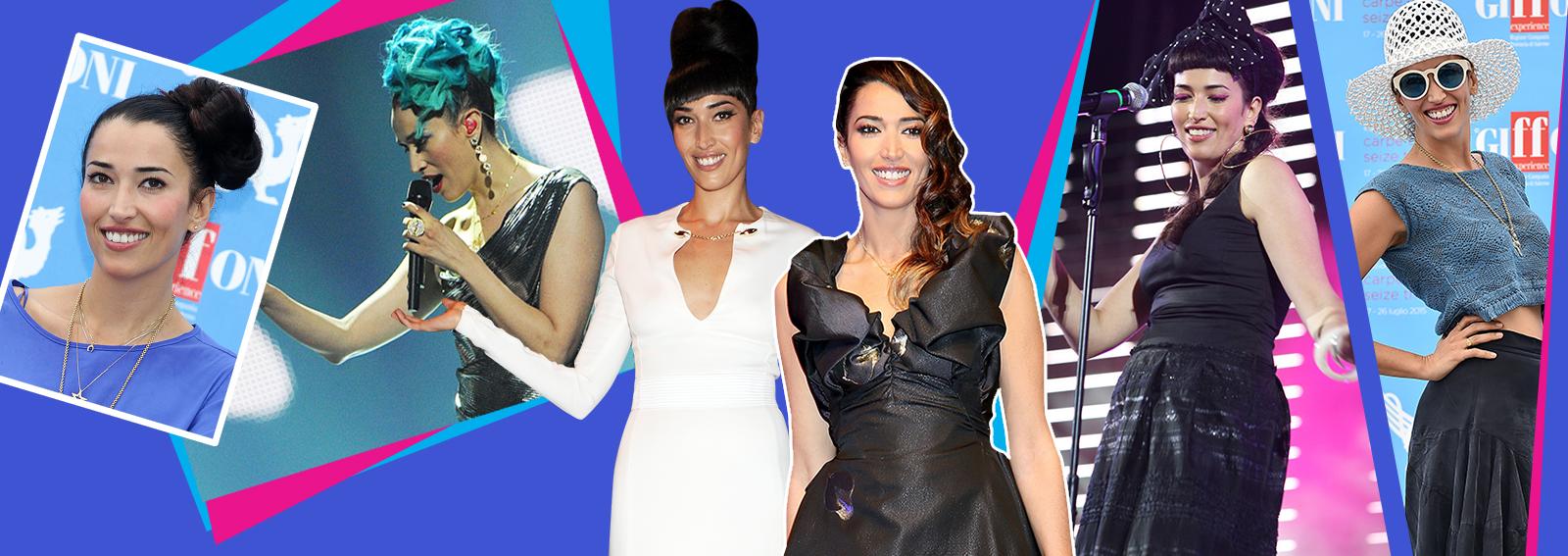 nina zilli beauty look collage_desktop