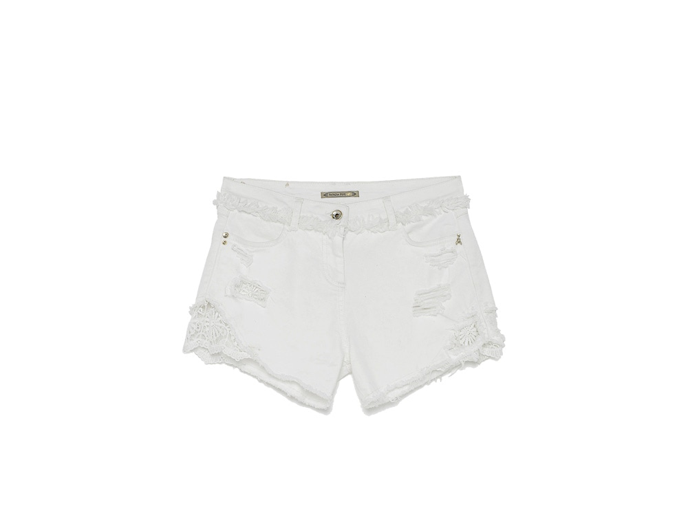 patrizia-pepe-shorts-denim-bianchi