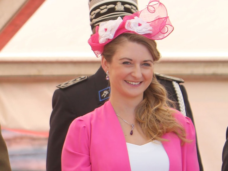 principessa lussemburgo