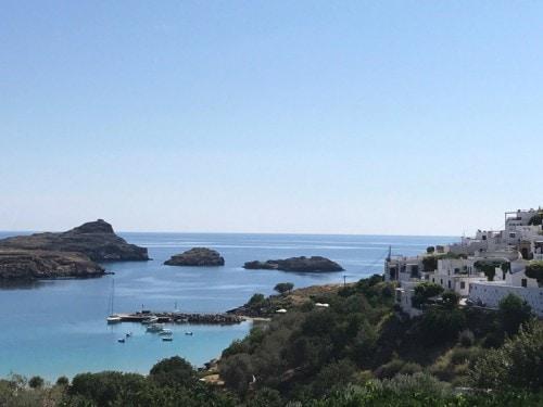 Sette cose da sapere per una vacanza a Rodi, Grecia