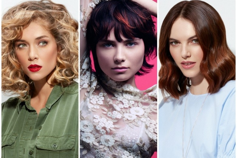 Tendenze capelli saloni Primavera-Estate: tagli medi, lunghi, corti, colore, acconciature e frangia