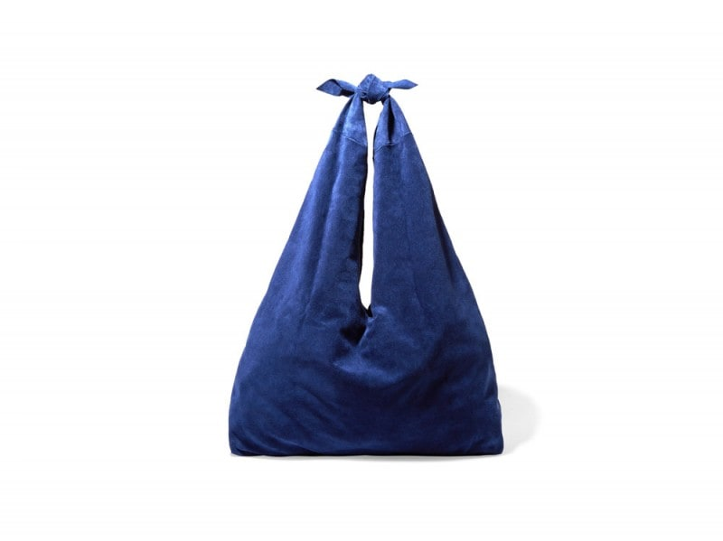 the-row-suede-borsa-blu