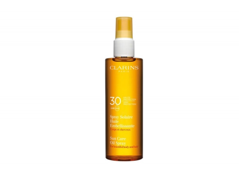 thumbnail_CLARINS_Spray-Solaire-Huile-Embellissante-Corps-et-Cheveux-UVB30