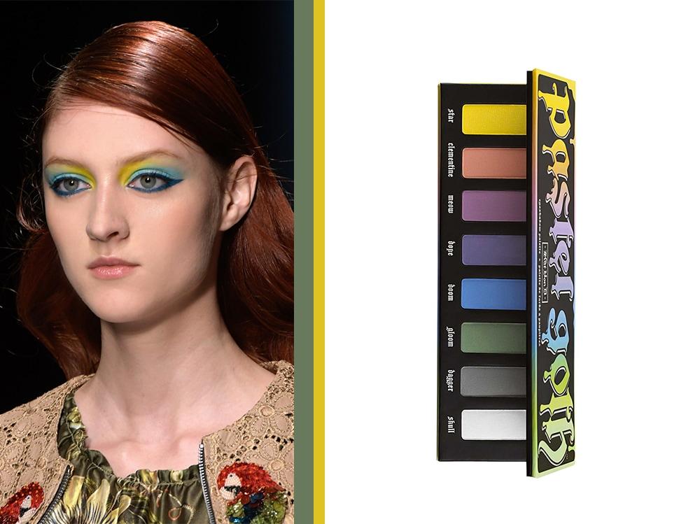 trucco occhi multicolor per l'estate (9)