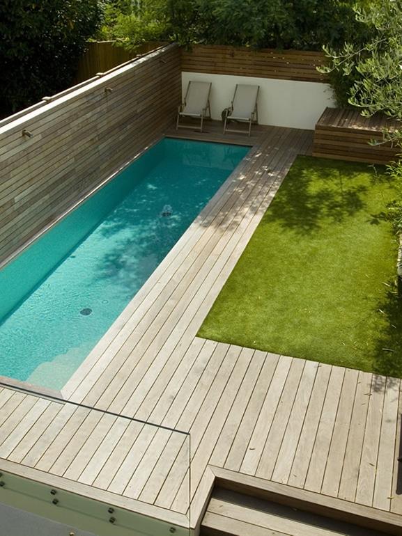 piscine in giardini piccoli