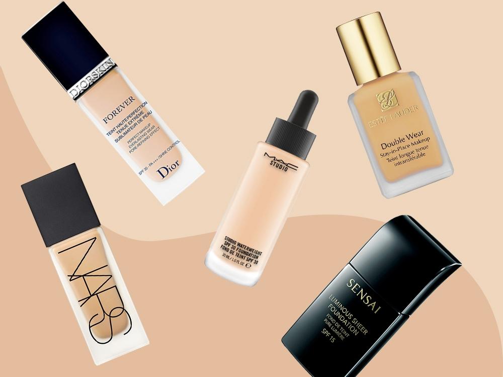 5 prodotti di bellezza per cui vale la pena spendere fondotinta