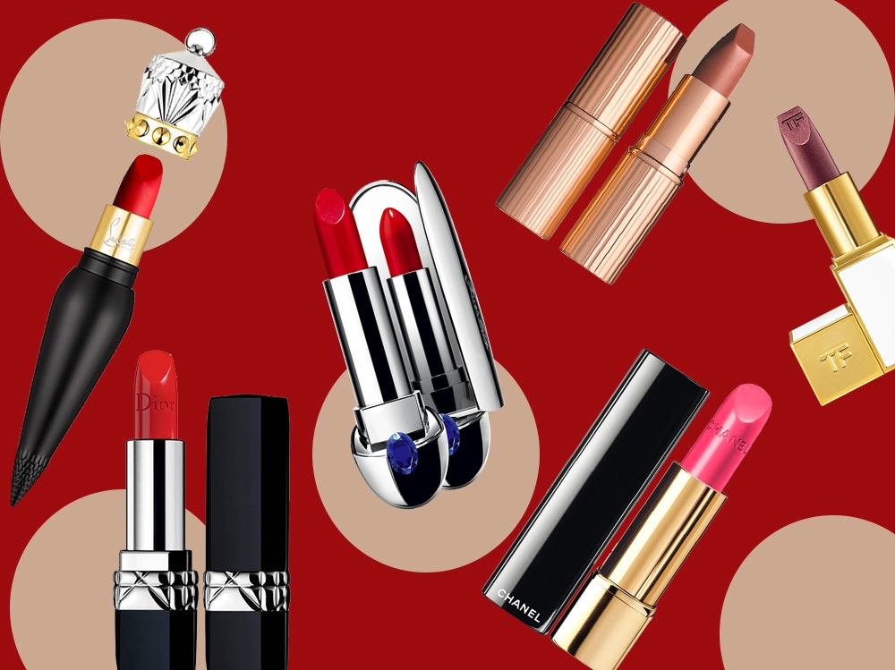 5 prodotti di bellezza per cui vale la pena spendere rossetti