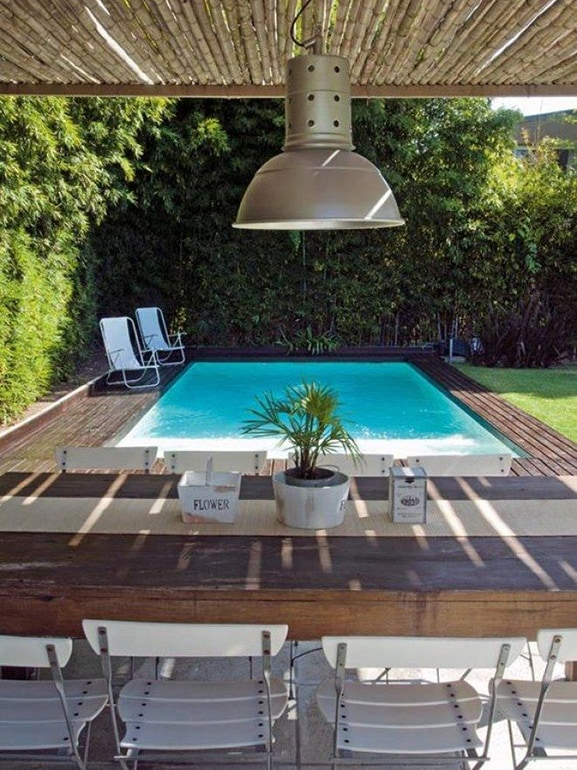Piccole piscine da giardino vasca da esterno cerca con - Piccole piscine da giardino ...
