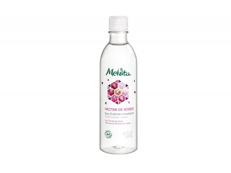 Acqua micellare ROSE NECTAR_Melvita