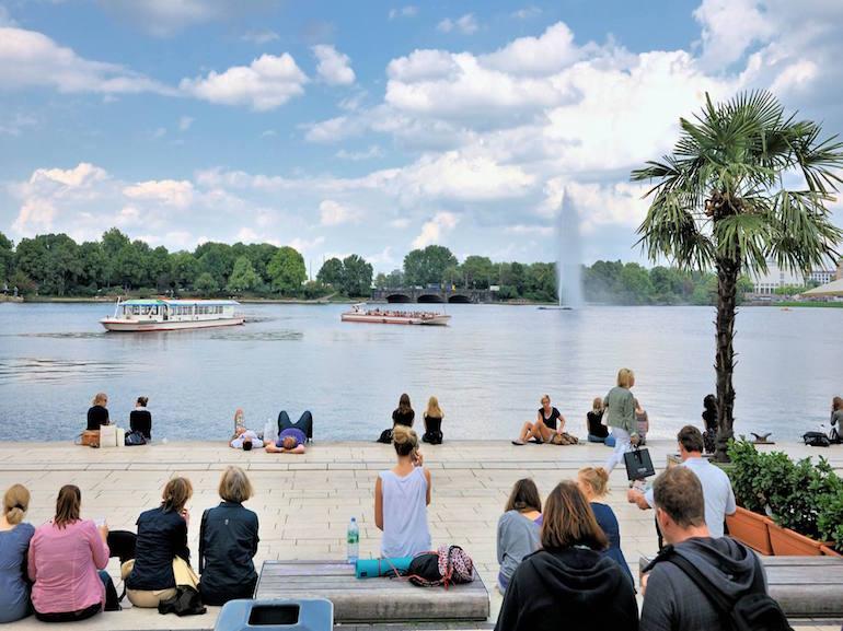 Amburgo credits Hamburg Tourismus