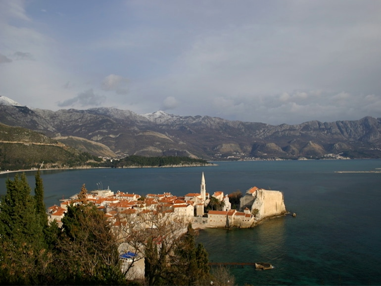 Budva, Montenegro, credits Visit Montenegro