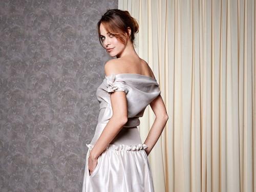 12ab0b182b1a Atelier Emé  la collezione di abiti da sposa per il 2018 - Grazia.it