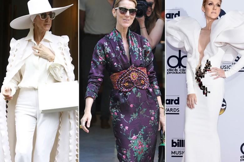 Perché il mondo della moda ha perso la testa per Céline Dion