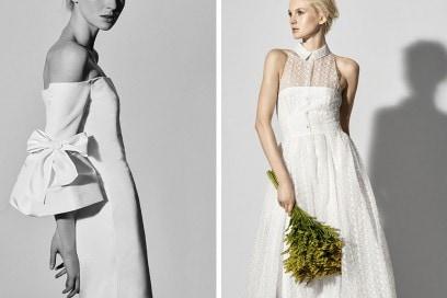Carolina Herrera: i nuovi abiti da sposa