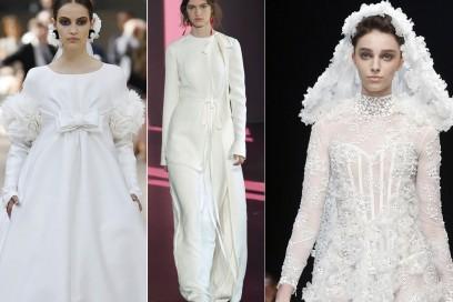 Abiti da sposa: idee da sogno dalla Haute Couture 2017-18