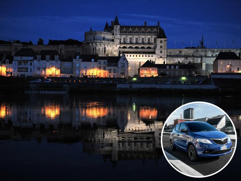 Dallo shopping parigino al tour storico-artistico dei Castelli della Loira con Lancia Ypsilon Unyca