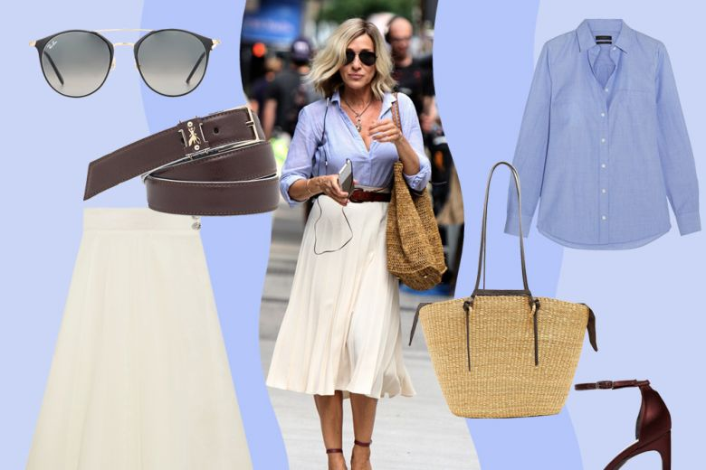 Chic al rientro in città come Sarah Jessica Parker: get the look!