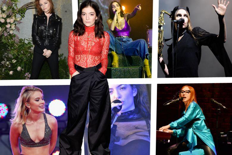 Get the singer look: 6 stili per 6 concerti da non perdere