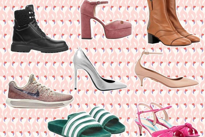 Le scarpe da acquistare ora e sfruttare tutto l'anno