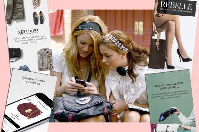 Fare shopping sulle app di