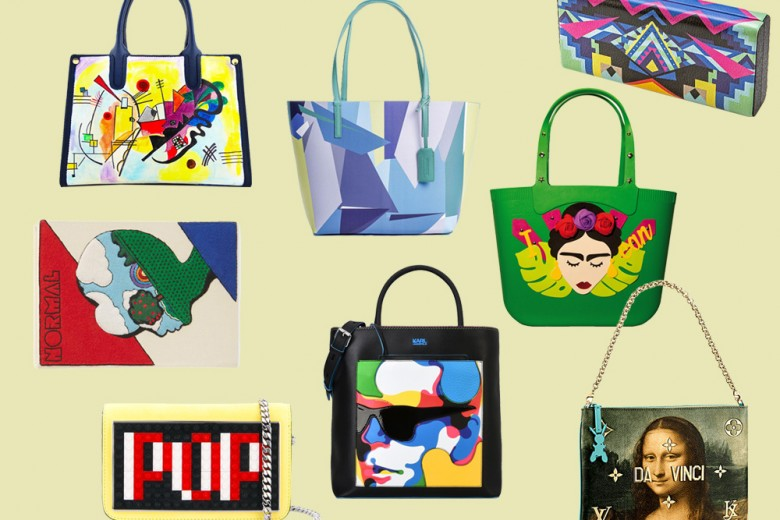 """Artemania: le borse """"artistiche"""" di stagione"""
