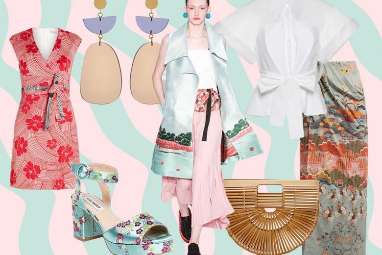 Made in Japan: lo stile giapponese per l'estate 2017