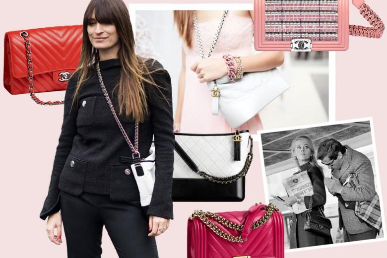 Chanel: le borse iconiche della maison francese
