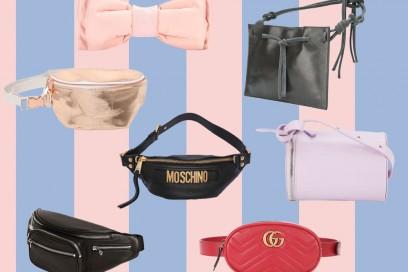 Marsupio: l'accessorio dell'estate 2017