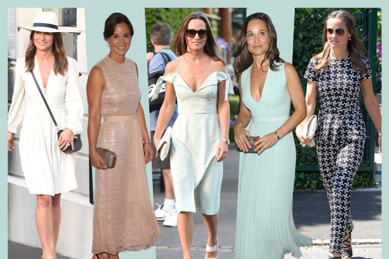 Pippa Middleton: i look più belli della sorella minore di Kate