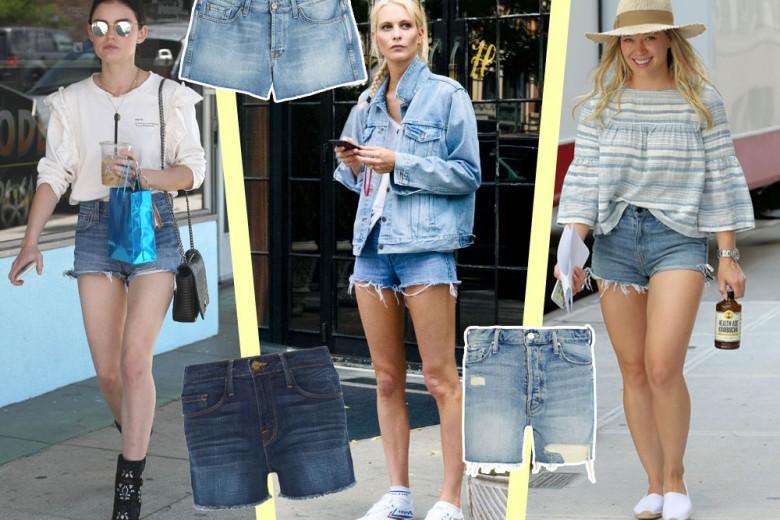 Come abbinare gli shorts: tre idee per l'estate