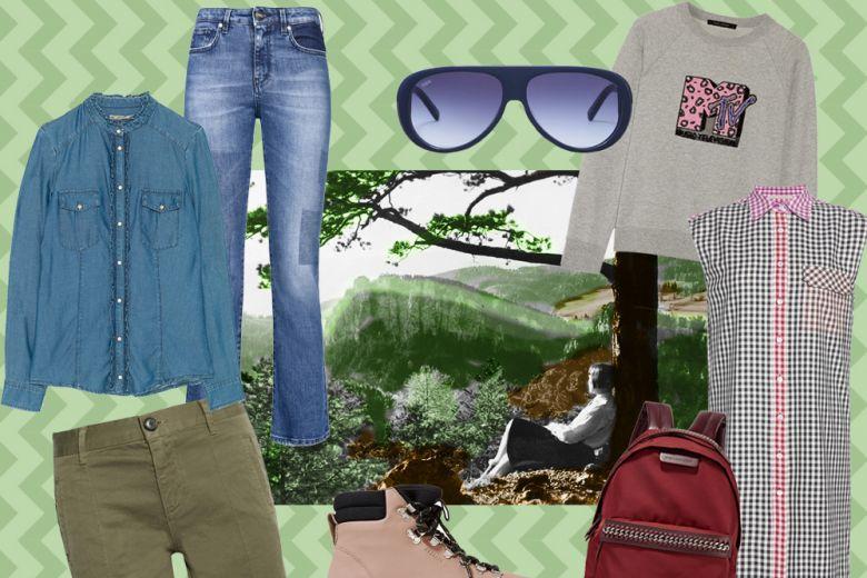 Montagna d'estate: cosa portare in valigia