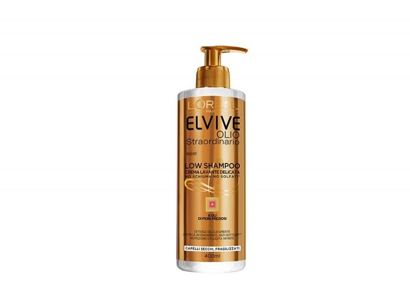 Elvive Olio Straordinario Low Shampoo