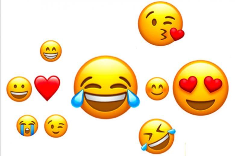 Sapete qual è l'emoticon più usata del mondo?