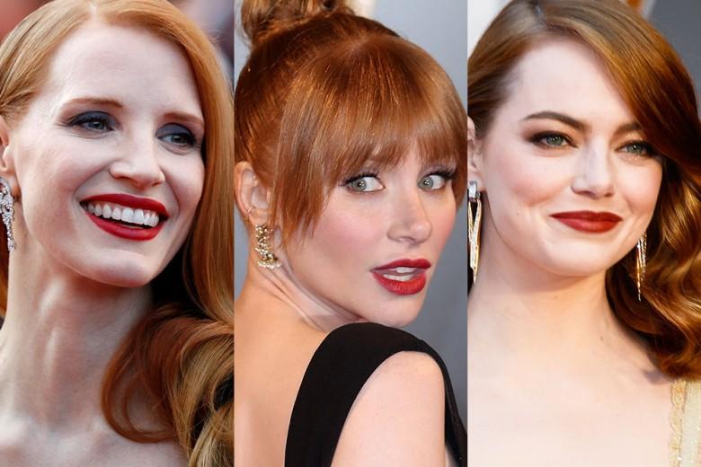 Capelli rossi delle star: le celebrity amano il color rame