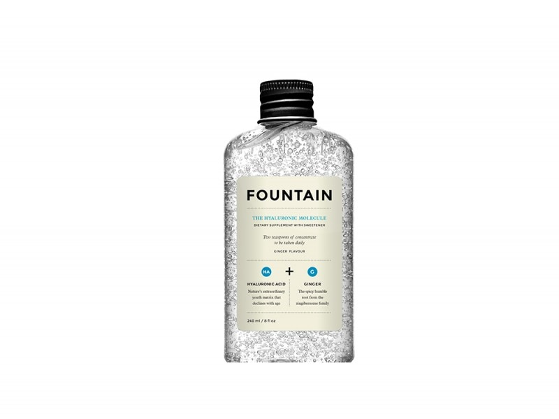 Fountain-The Hyaluronic Molecule