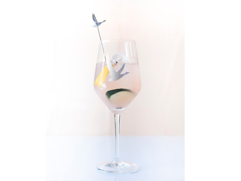 Grey Goose Le Grand Fizz The Salty Goose